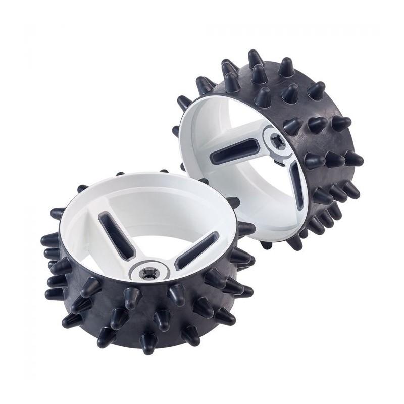 M-Series Hedgehog Winter Wheels (Pair)