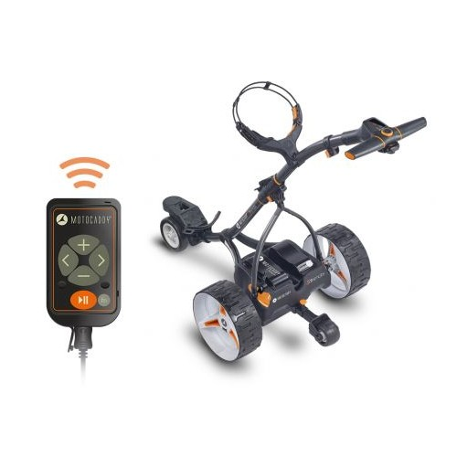 NEW S7 REMOTE Electric Trolley