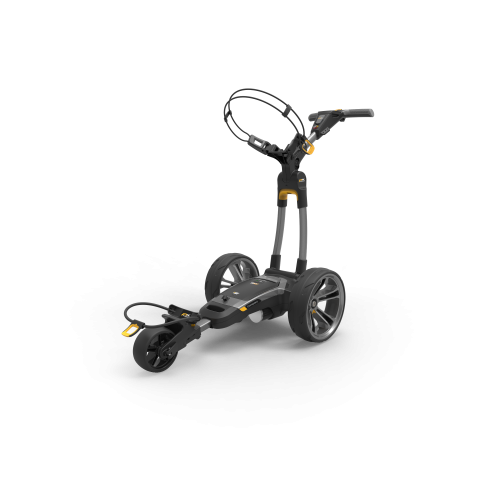 Compact CT6 GPS Electric Golf Trolley