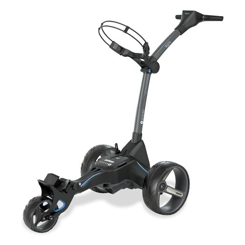 M5 GPS Electric Trolley