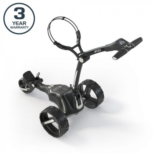 M-Tech Electric Trolley with Ultra Lithium