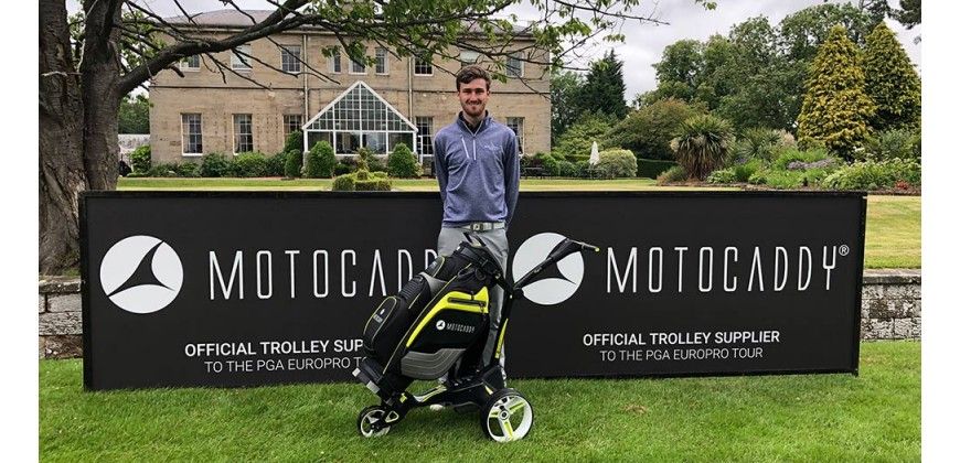 Wilson wins The Motocaddy Masters after qualification for Open